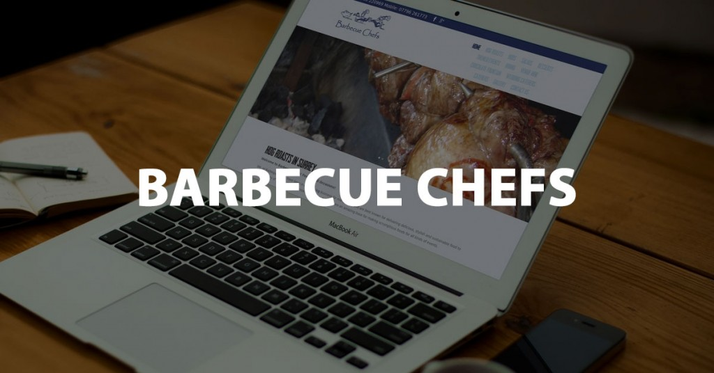 Barbecue chefs - Website Design Shoreham by Sea
