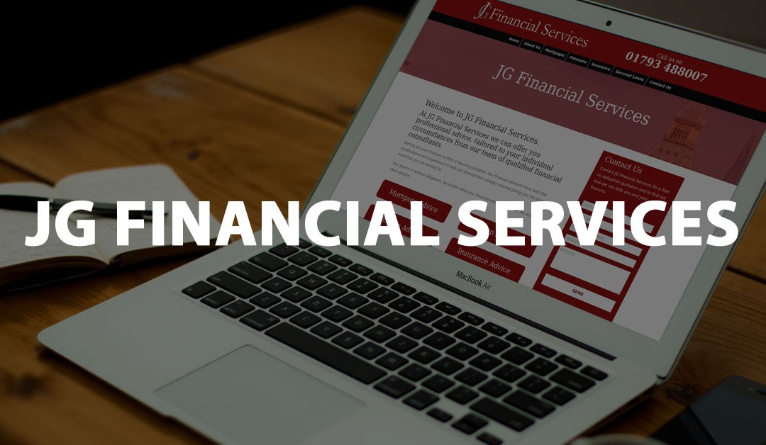 Business of the Day – JG Financial Services