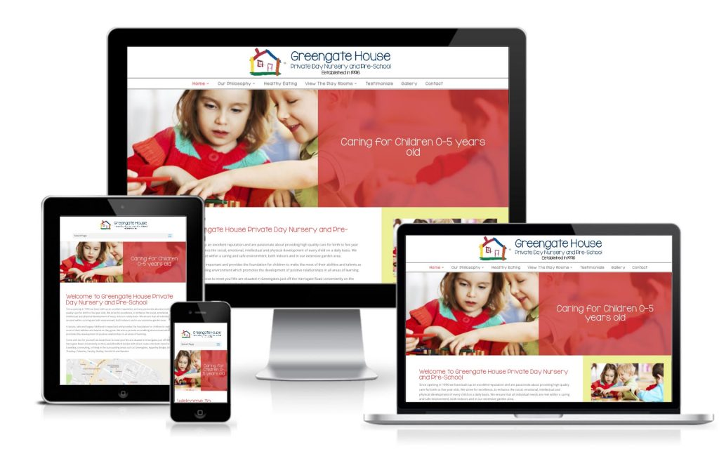 How to improve the design of your website easily and professionally